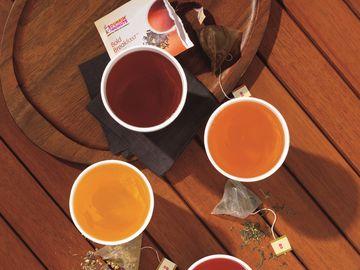 Dunkin' Donuts Debuts New Premium Hot Teas
