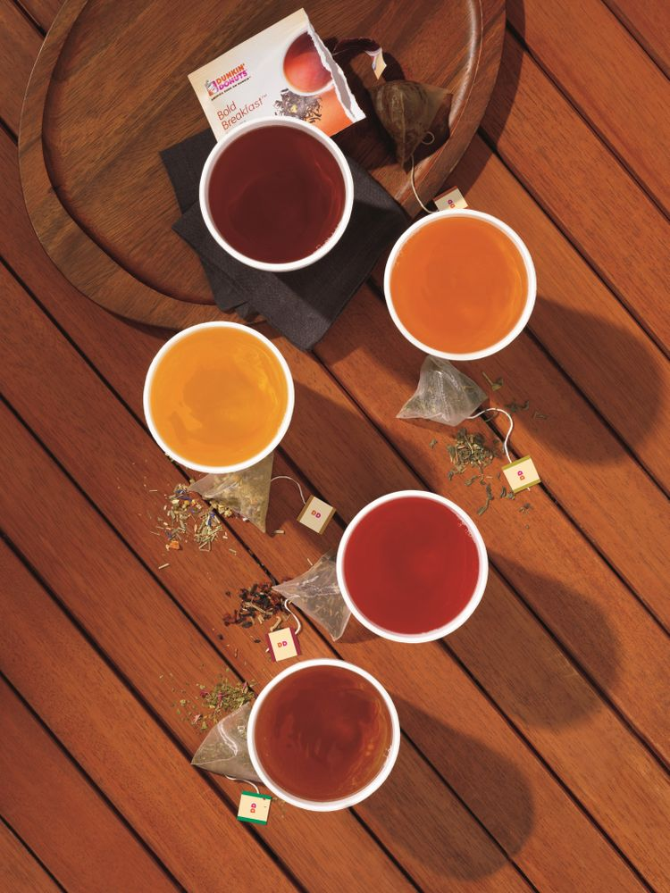 How Our New Premium Hot Teas Came To Life