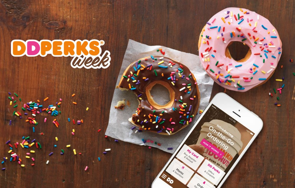 "Dunkin' Donuts to Launch First-Ever ""Perks Week"" November ..."