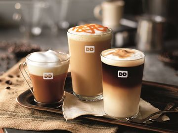 Dunkin' Donuts to Celebrate National Espresso Day on November 23 by Offering Any Medium Hot or Iced Espresso Beverage for $1.99