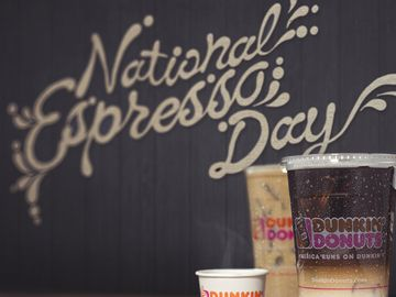 Happy National Espresso Day! We Sat Down with Coffee Expert Jim Cleaves To Learn More About Dunkin' Espresso