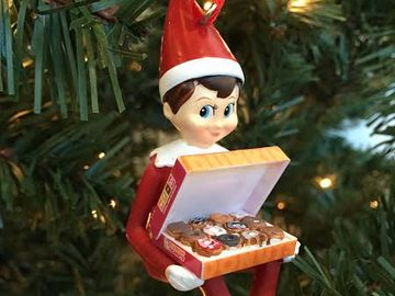 Dunkin' Donuts Holiday Gift Guide