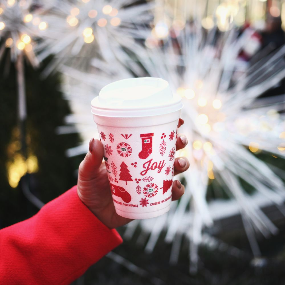 Share Your #DDCoffeeJoy On Instagram For A Chance to Win DD Coffee for a Year!