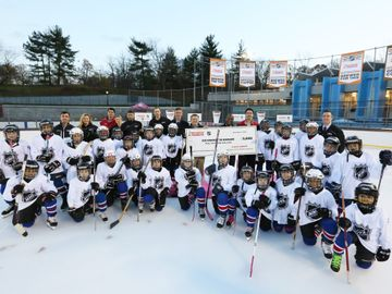 NHL Partnership, Hockey in Harlem
