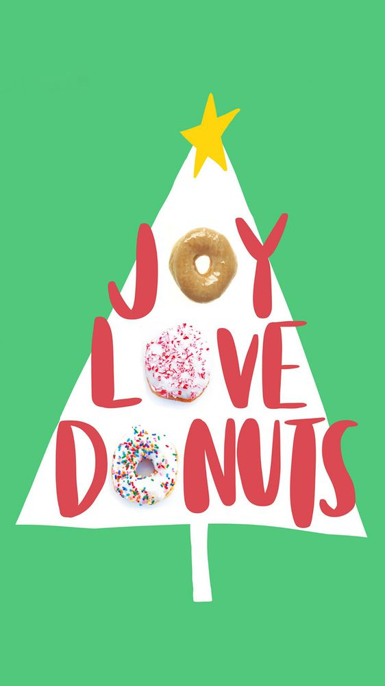 JOY love DONUTS for 6