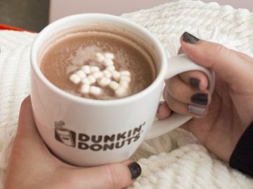 5 Chocolatey Drinks to Warm You Up This Winter