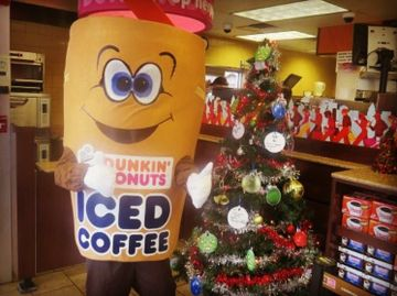 Dunkin' Donuts Bringing Joy: Massachusetts Franchisees Spread Holiday Cheer at 16th Annual Toy Drive