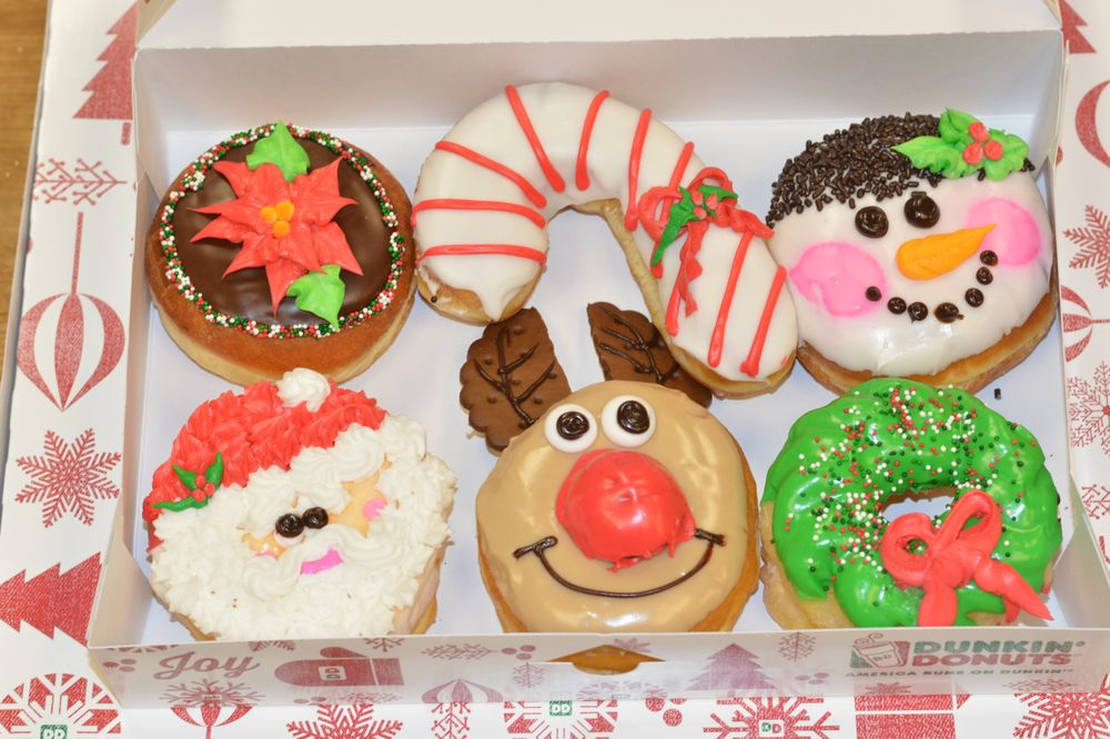 How a Local NY Donut Decorator Brings Holiday Magic to Our Donuts