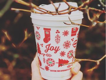 "Cheers to the Dunkin' Fans Celebrating ""DDCoffeeJoy"" This Holiday Season"