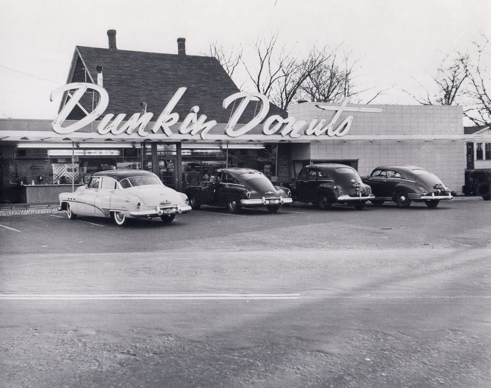 Original Quincy Restaurant 1950