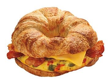 A Supremely Satisfying Sandwich: Dunkin' Donuts Brings Bacon Supreme Omelet Breakfast Sandwich to its Menu in May