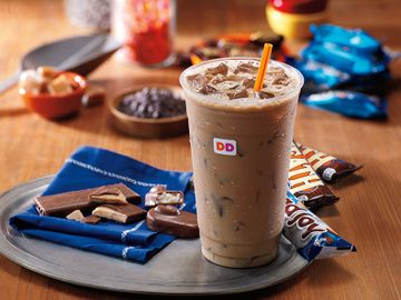 Sweet sips for summer: Dunkin' Donuts introduces new Heath and Almond Joy iced coffee flavors