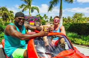 "Gronk & Big Papi Are Back With New Single ""Dunkin' Paradise"""