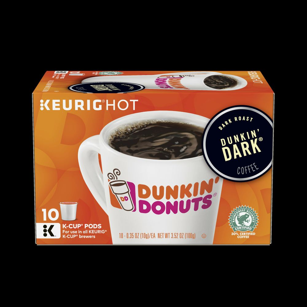 Dunkin' Donuts K-Cup Pods Named One of the Top New Consumer Packaged Goods Products by IRI Market Advantage