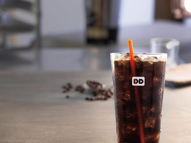 Cold Brew Coffee to be Served at Dunkin' Donuts Restaurants Nationwide Beginning August 1