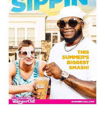 "Gronk & Big Papi's ""Summer Chill"" Gives Dunkin' Their First Ever CLIO Award"