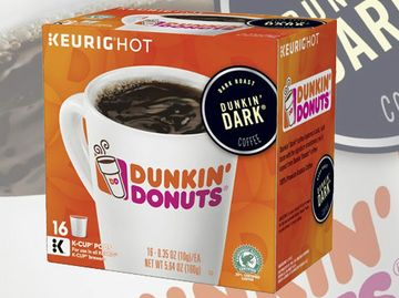 """""""Dunkin"""" Takes on a Whole New Meaning as Dunkin' Dark Coffee Cheers on Life's Boldest Moments"""