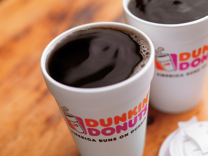 Cheers to 66 Years: Dunkin' Donuts Celebrates National Coffee Day  By Offering Medium Hot Coffee for Only 66 Cents