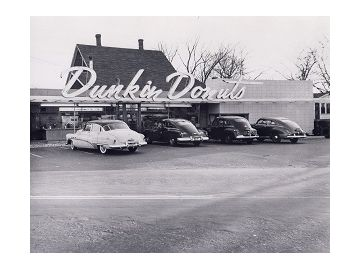 A Dozen Coffee Moments in Dunkin' Donuts History