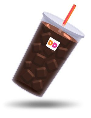Get ReaDDy for Ready-To-Drink Dunkin' Donuts Iced Coffee!