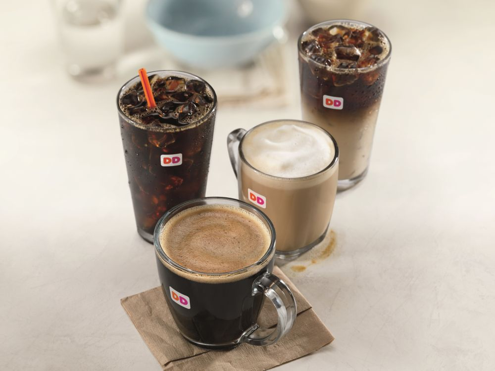 New Year, New Espresso Choice: Dunkin' Donuts Serves Up New Americano