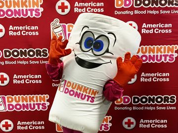 Join Us in Our Support of the American Red Cross during National Blood Donor Month