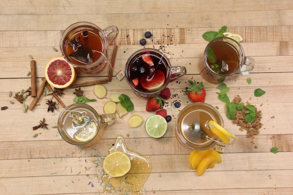 Five Hot Tea Toddy Cocktail Recipes You'll Love