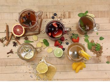 Tea Hot Toddy Recipes