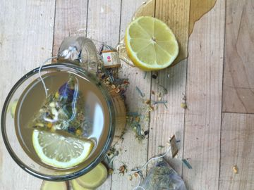 Chamomile Fields Honey Toddy