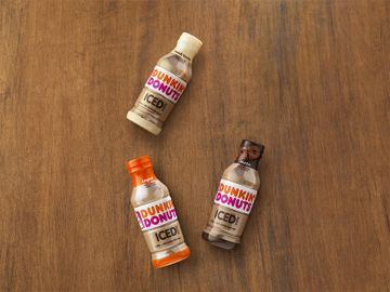 Bottled Iced Coffee Lifestyle