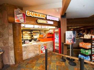 DUNKIN' DONUTS OPENS EIGHTH GREAT WOLF LODGE LOCATION IN COLORADO SPRINGS