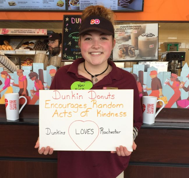 It's Time to Celebrate Random Acts of Kindness
