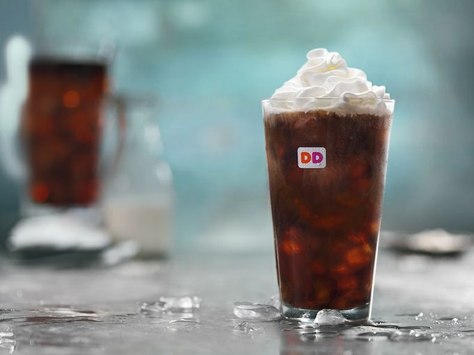 Sweet + Salted Cold Brew