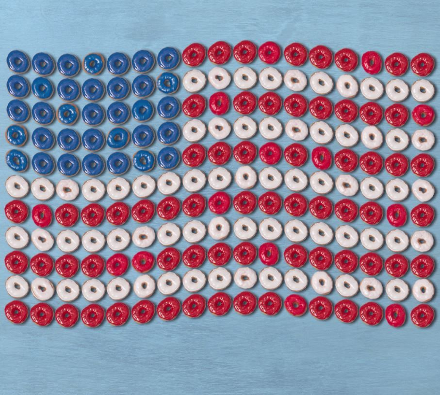 Saluting Our Troops With a Free Donut This Veterans Day