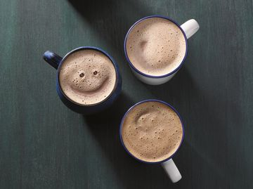 Holiday Hot Chocolate