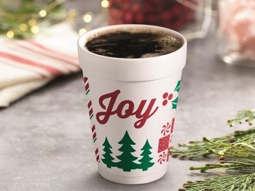 "Dunkin' Donuts Is ""Brewing Joy"" This Holiday Season with Free Coffee at Select DD Locations"