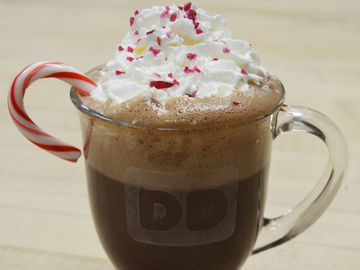 Celebrating National Hot Cocoa Day? Check Out This Special Offer and Festive Cocktail Recipe from Dunkin' Donuts