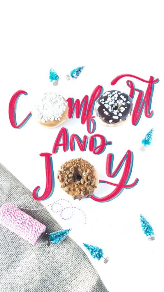 Comfort _ Joy for iPhone 5