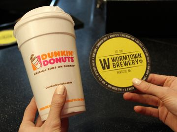 Where You Can Find Our First Ever Dunkin' Dark Roast Beer