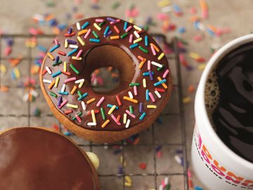 Dunkin' Donuts Plans to Remove Artificial Colors from Its U.S. Menu