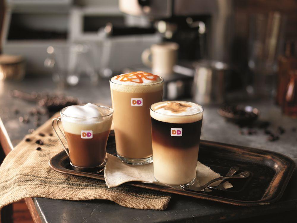 Espresso Lineup