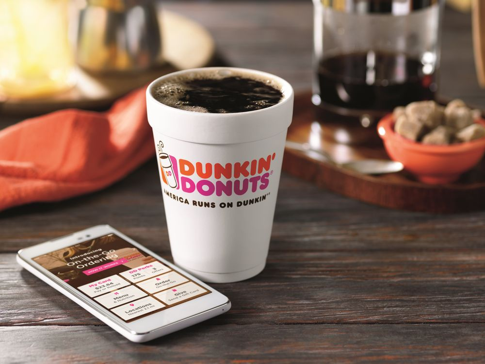10 Reasons Why You Should Use Dunkin' Donuts' On-The-Go Ordering