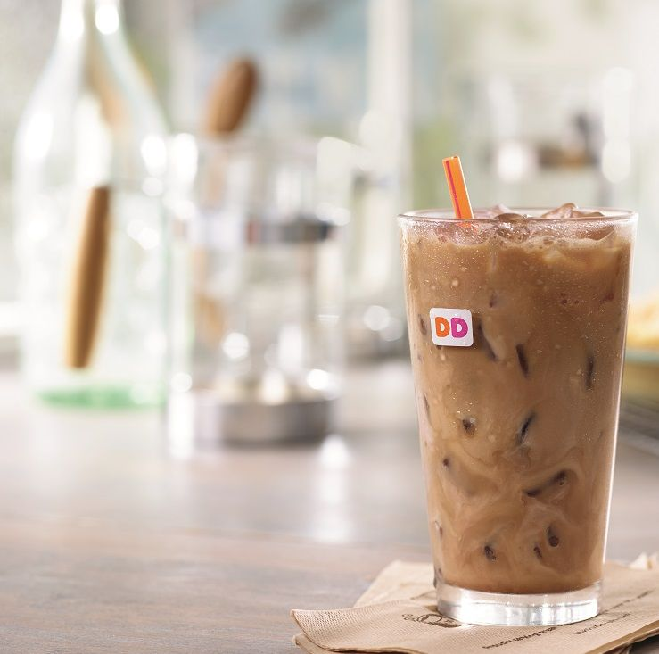 Dunkin' Donuts Butter Pecan Flavored Coffee is Back!