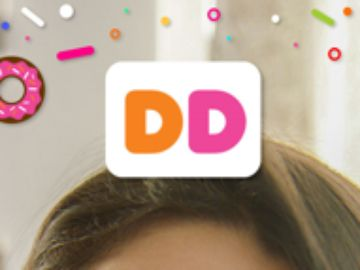Unlock Our Snapchat Filters to Share Your Love of Dunkin' Iced Coffee