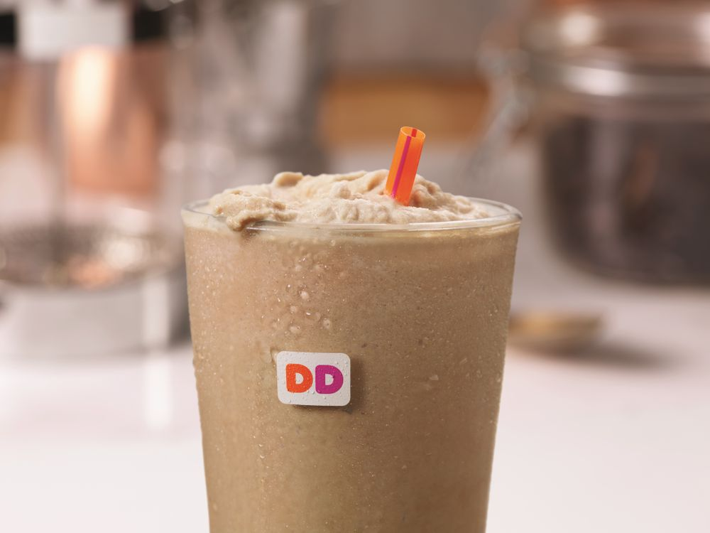 Dunkin' Donuts Expands Coffee Menu with New Frozen Dunkin' Coffee