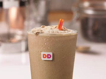 Frozen Dunkin' Coffee