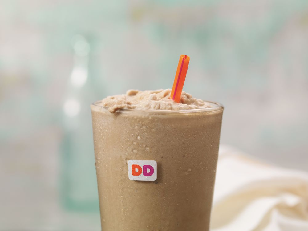 The Story Behind Our New Frozen Dunkin' Coffee
