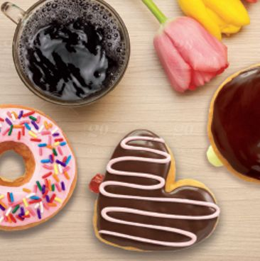 Dunkin' Donuts Mother's Day Gift Guide