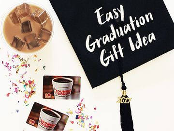 How to Dress Up a DD Card for Grads and Teachers