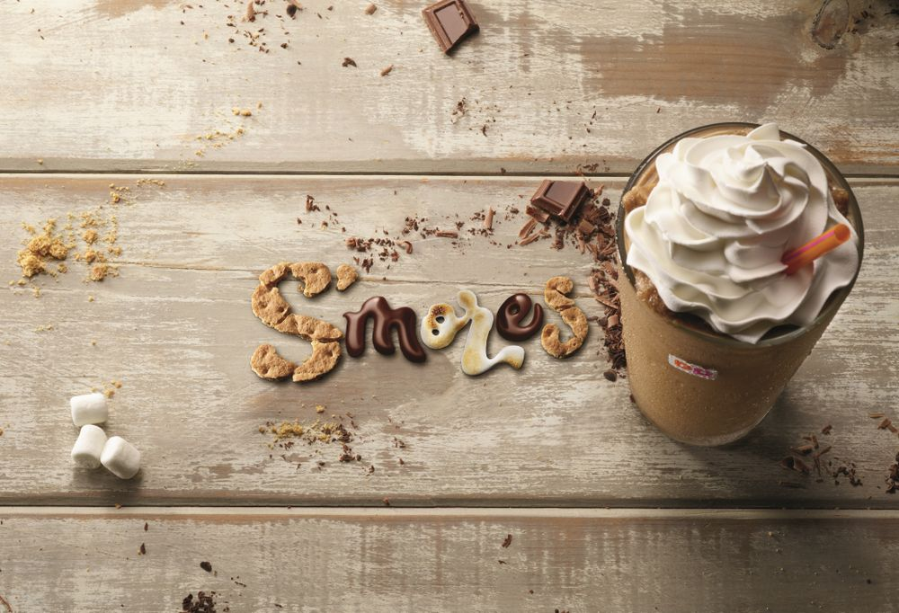 The Story Behind Our New S'mores Flavored Coffee